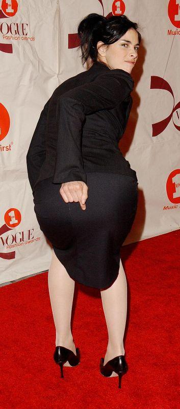 Sarah silverman ass butt this