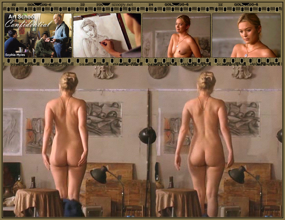 софия майлс фото голая