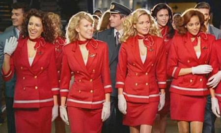 stewardess 003