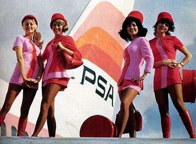 stewardess 007