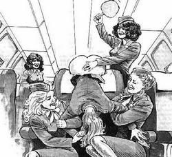 stewardess 008