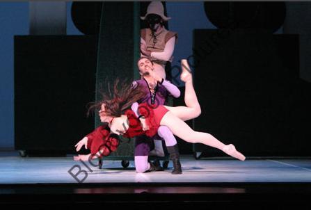 Austin Ballet Shrew Aare Krumpe 2