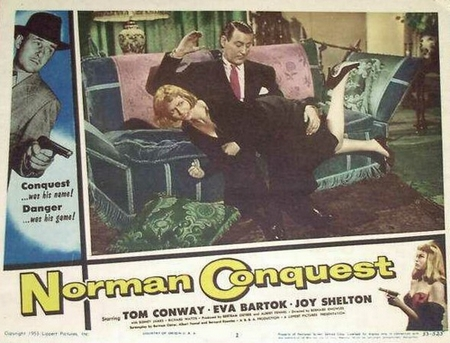 normanconquest poster