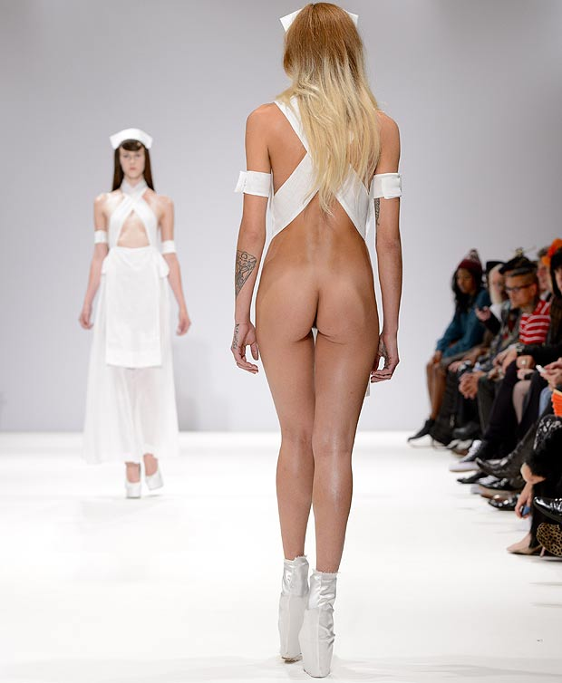 Weekend Ass Parade Naked Models