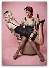spanking photo riley kern