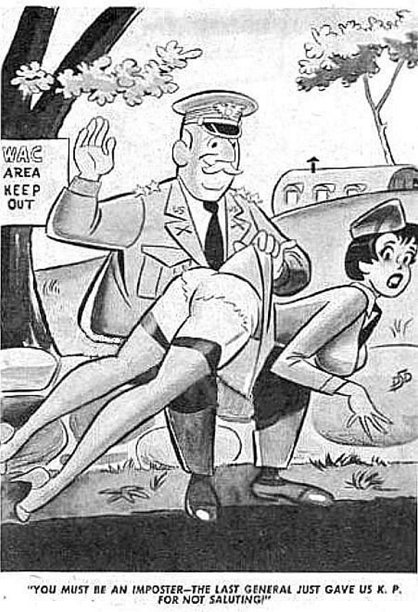 hot spanking cartoon - ... bosses spanked pouting secretaries, – there was nothing more  politically incorrect, or fun, than the world as portrayed by spanking  cartoonists.