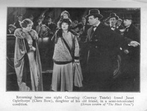 Intoxicated - Clara Bow in Black Oxen