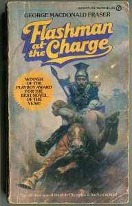 Flashman at the Charge -  Signet